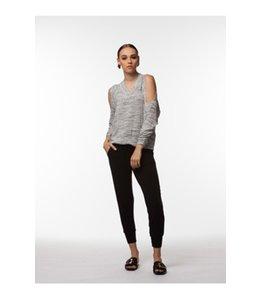 PPLA Camden Knit Sweater Grey