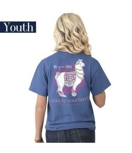 Simply Southern Simply Southern Preppy Be You Shirt Moonrise