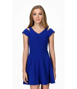 Sally Miller Sally Miller Reese Dress Royal Blue