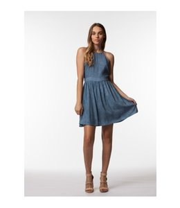 PPLA Harlen Woven Dress Blue