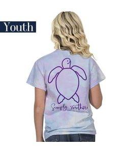 Simply Southern Simply Southern Save Logo Shirt Dream Dye