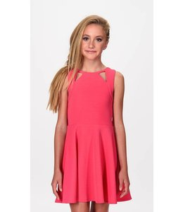 Sally Miller Sally Miller Georgia Dress Poppy
