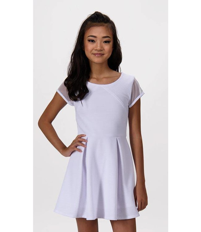 Sally Miller Sally Miller Kelly Dress White