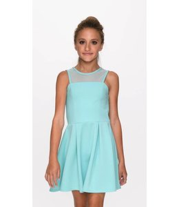 Sally Miller Sally Miller Carly Dress Aqua
