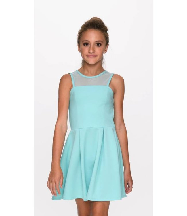 Sally Miller Sally Miller Carly Dress Aqua