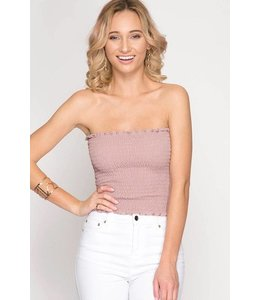 Strapless Tube Top