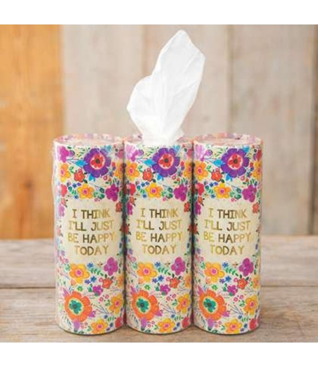 Natural Life Natural Life Car Tissue