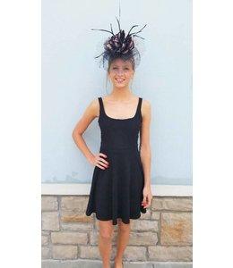 Susana Monaco Susana Monaco Kristin Dress Black
