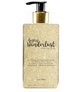 Sunshine & Glitter The Gypsy Collection Wanderlust Lotion