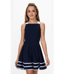 Sally Miller Sally Miller Emma Dress Navy