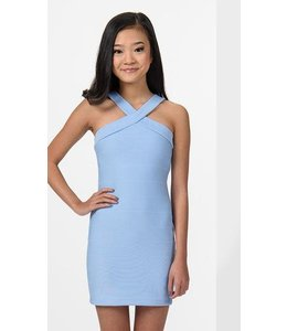 Sally Miller Sally Miller Alana Dress Sky Blue