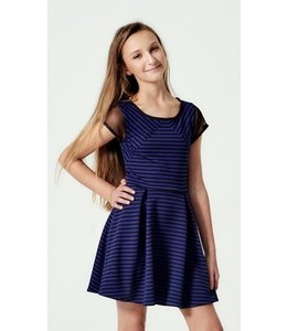 Sally Miller Sally Miller Claire Dress Navy/Black