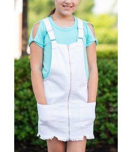 Twist Sleeve Cold Shoulder Shirt Aqua