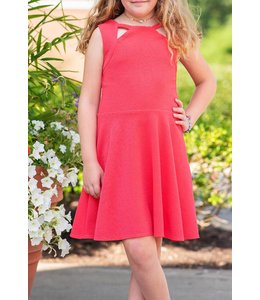Sally Miller Sally Miller Georgia Dress Poppy