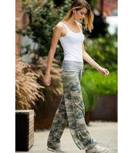 Wanna B Camo Pants Multi