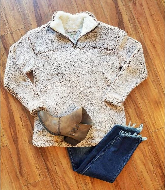 Soft Pullover W/ Pockets