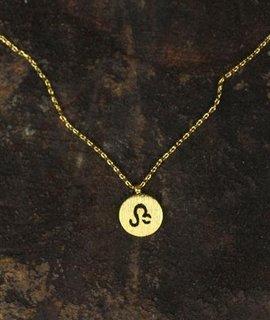 Leo Charm Necklace