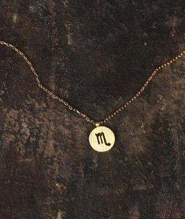 Scorpio Charm Necklace