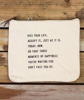 Sugarboo Kiss Your Life Pouch