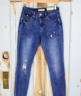Unpublished Unpublished Penny Utility Midrise Jean