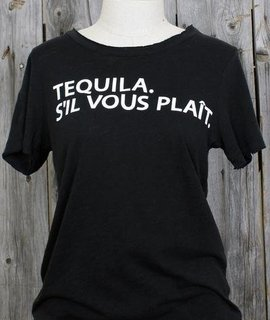Chaser Chaser Tequila Please Tee
