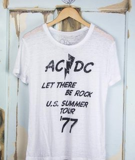 Chaser Chaser AC/DC Let There Be Rock Tee