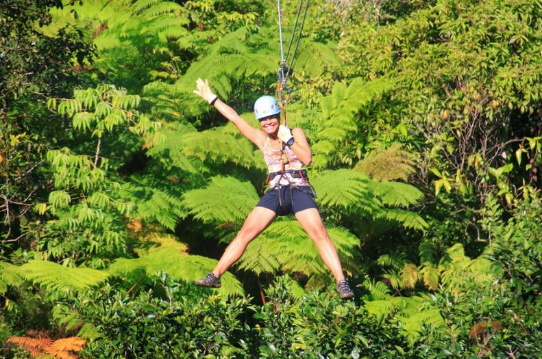 Mucaro - Hiking  Waterfall  Zip Line  Excursion Adventure  Rainforest Tour