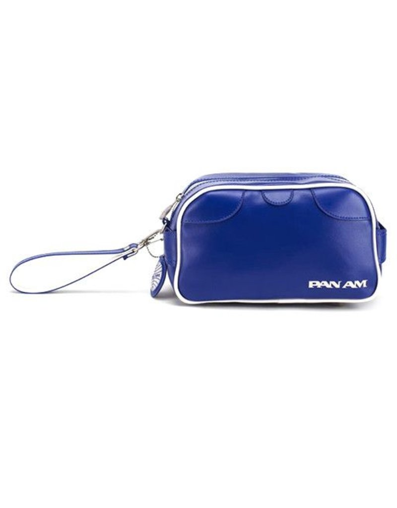 Pan Am Brands Pan Am Washbag: Pan Am Blue