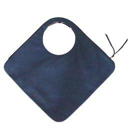 Arza Arza Diamond Bag: Navy