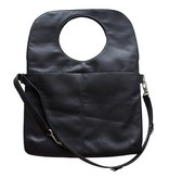 Arza Arza Laptop Bag: Black