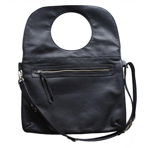 Arza Arza Laptop Bag: Black