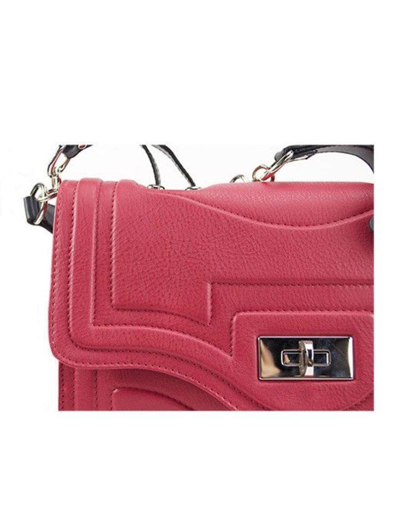 Anya Sushko Anya Sushko Severina Handbag: Red