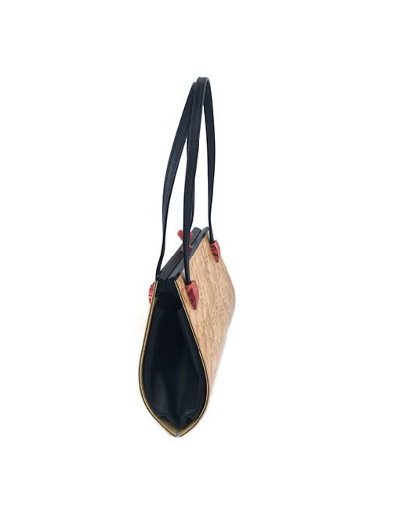 Treebourne Woodworking Treebourne Emilia Handbag
