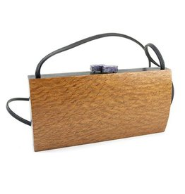 Treebourne Woodworking Treebourne Luma Handbag