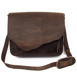 xobruno xobruno Dumaine Messenger, Raw Edge