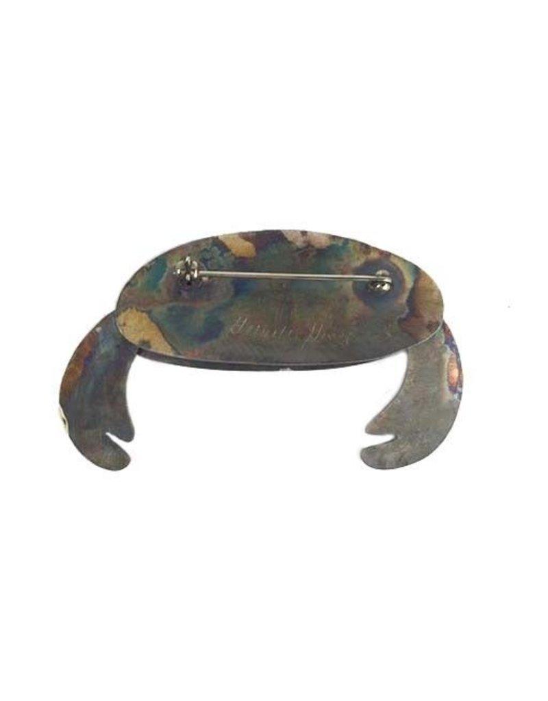 Gabrielle Gould Gabrielle Gould Brooch: Ghost Crab