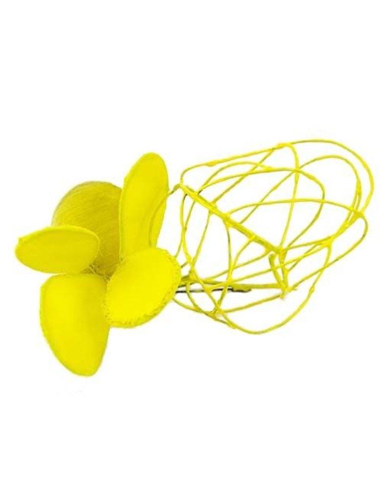 Myung Urso Myung Urso Brooch: Saffron