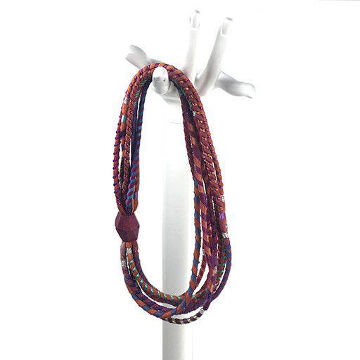 """Susan Sanders Susan Sanders Fancy Silkworm 26.5"""": Sangria"""