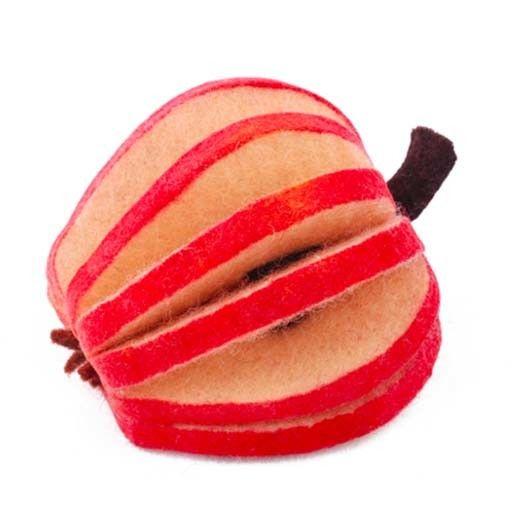 Danielle Gori-Montanelli Danielle Gori-Montanelli Brooch: Sliced Apple