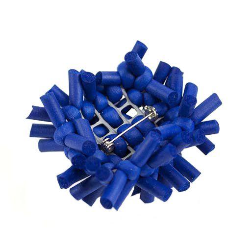 NEO Design NEO Brooch #5: Blue
