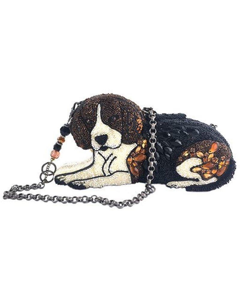 Mary Frances Mary Frances Handbag: Puppy Love