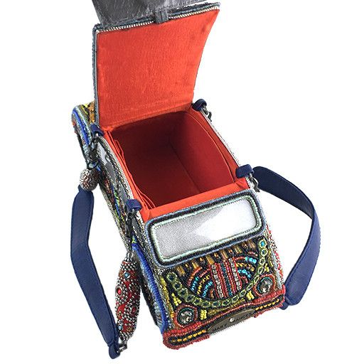 Mary Frances Mary Frances Handbag: Wild Ride