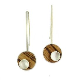 Matthew Smith Matthew Smith Dangles: Zebrawood