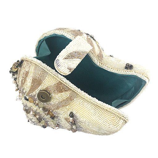 Mary Frances Mary Frances Handbag: Nautilus