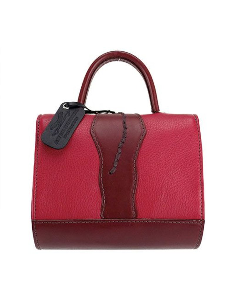 Anya Sushko Anya Sushko Gem Crossbody: Red