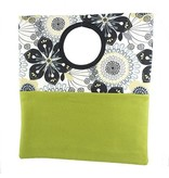 Dema Dema O Clutch: Green