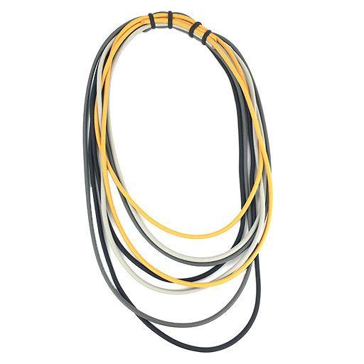 NEO Design NEO Necklace #225: Ochre