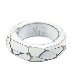 Morgan Hill Morgan Hill Bangle: White