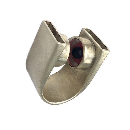 Annie Hackett Annie Hackett Ring: Taxidermy Eyes