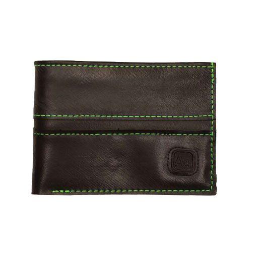 Alchemy Goods Alchemy Goods Franklin Wallet: Green